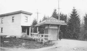 Evergreen Station