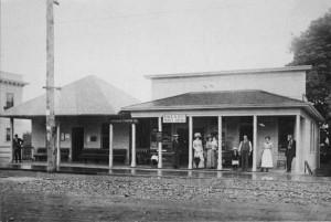 Milwaukie Station - McLoughlin and Monroe